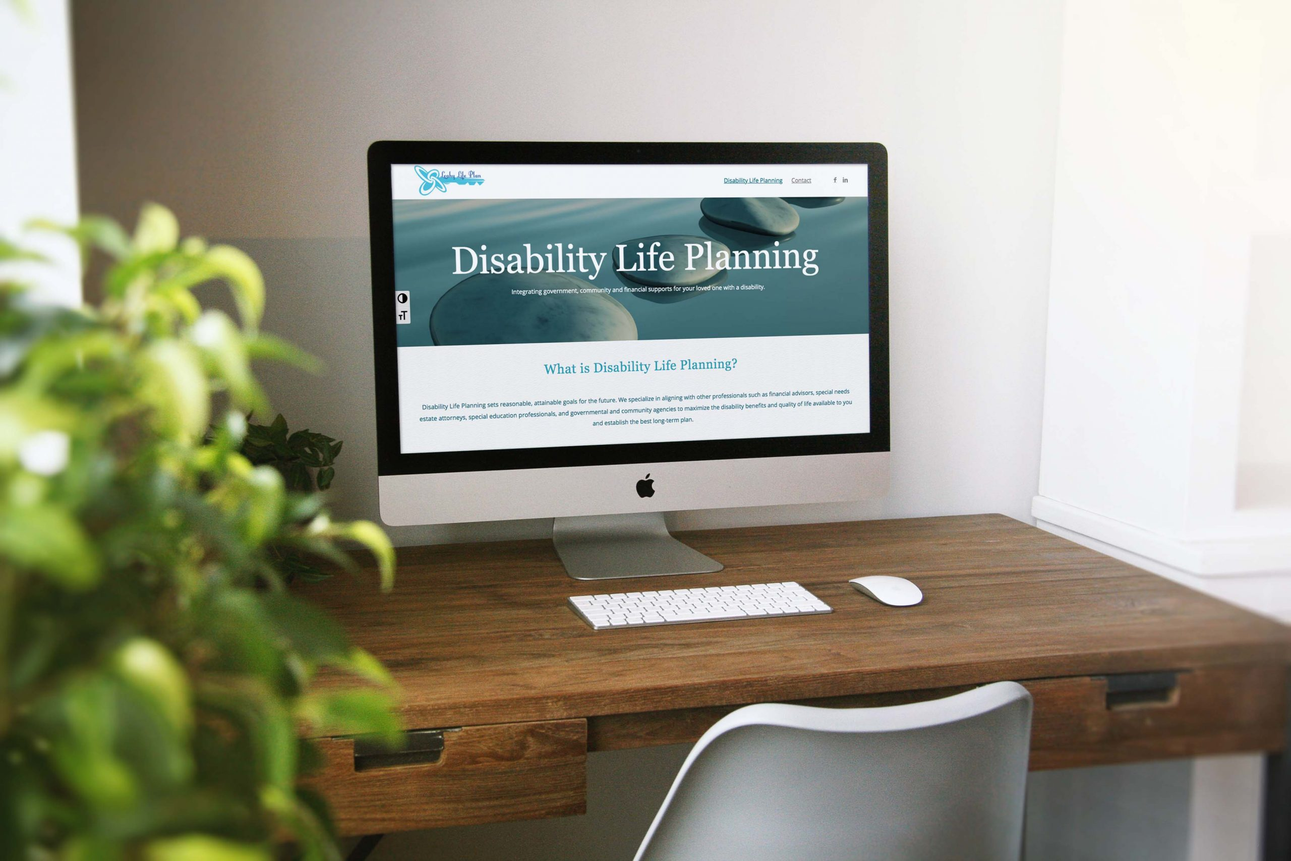 Leahy Life Plan Homepage